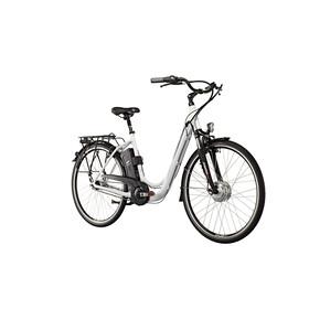 Vermont E-Jersey Rower elektryczny miejski biały